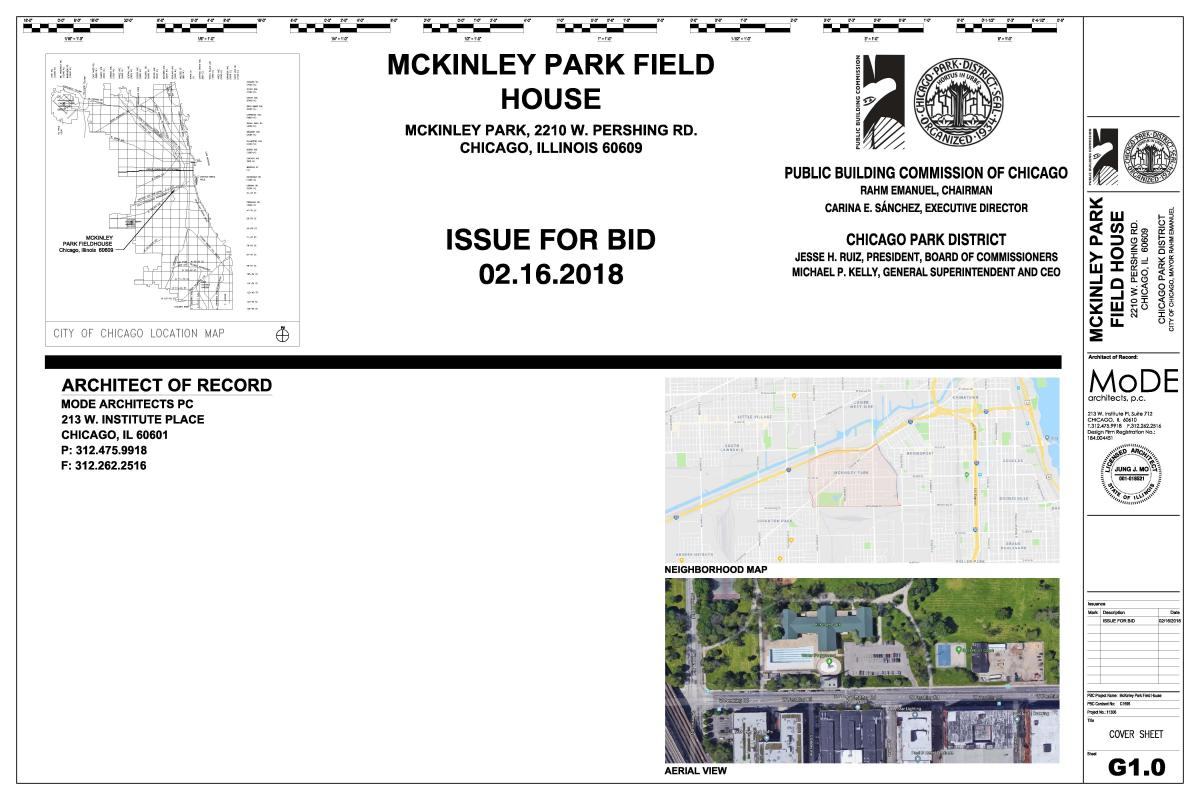 Since becoming Alderman, McKinley Park has been a focus of revitalization. For more information on the original ...